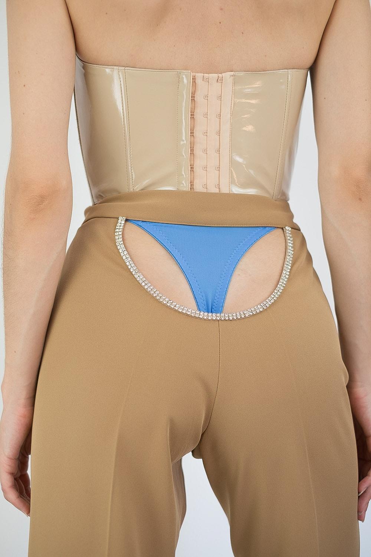 Sparkle Butt Pants 2