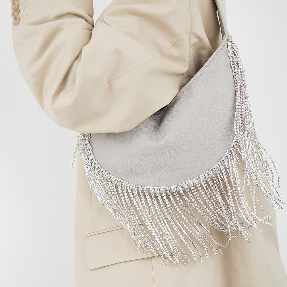 Sparkle Leather Bag 10