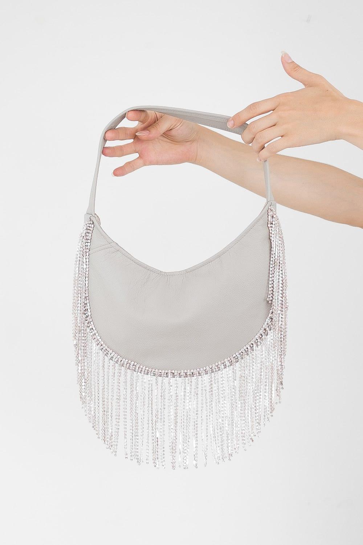 Sparkle Leather Bag 3