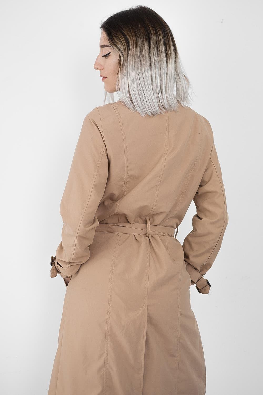 Slim Trench Coat 3