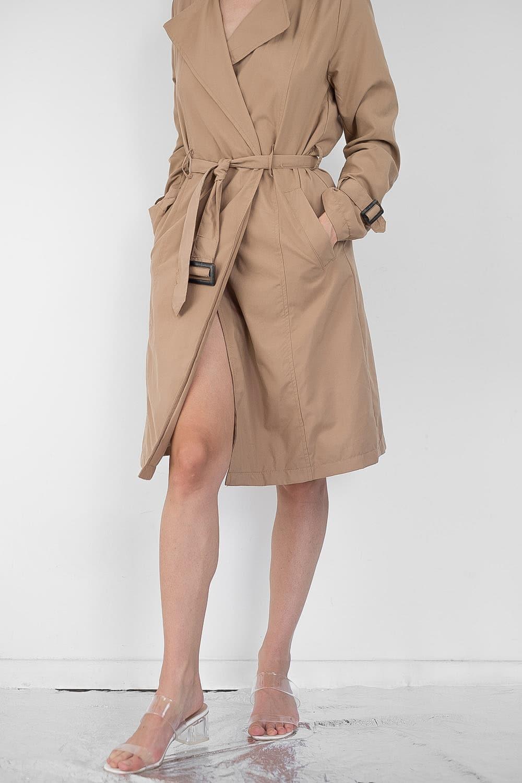 Slim Trench Coat 4