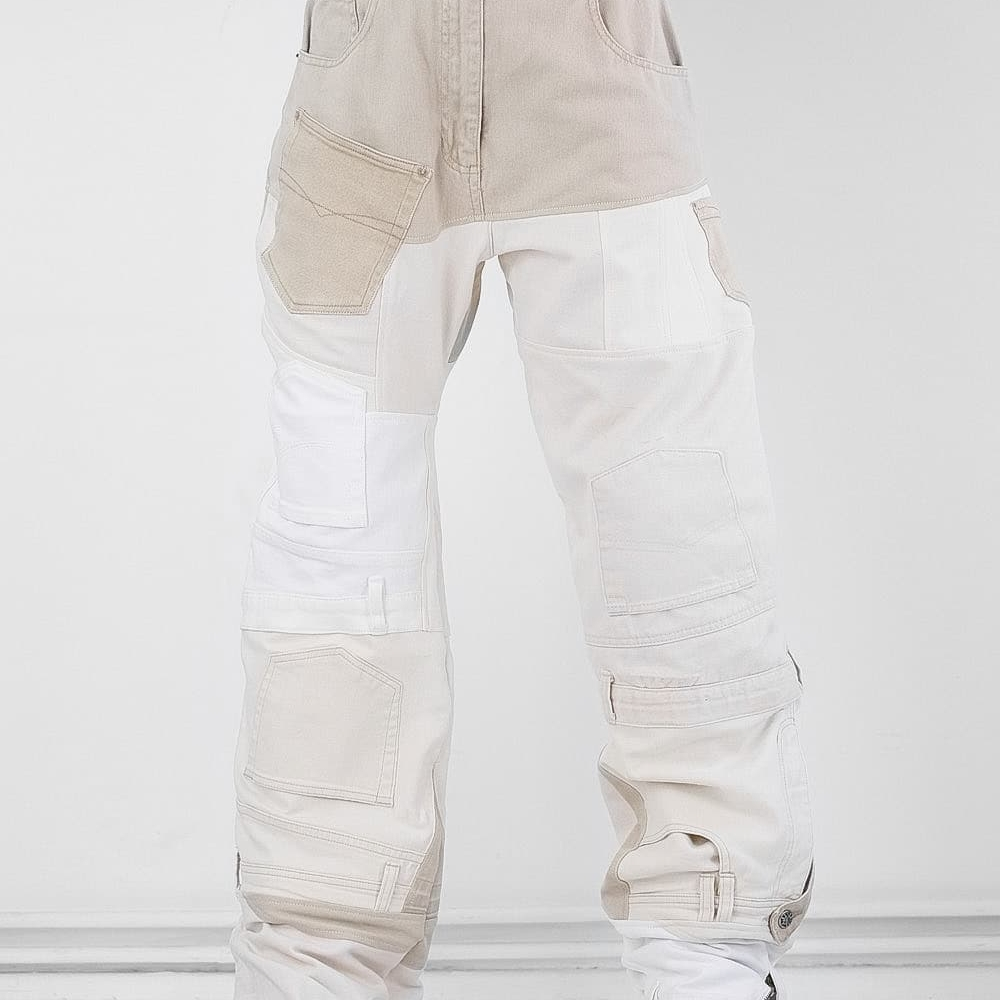 Oat Mix Pants 4