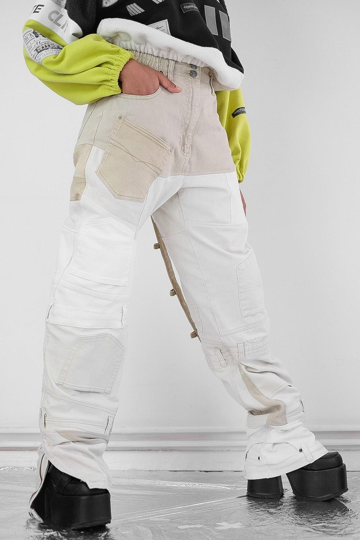 Oat Mix Pants 3