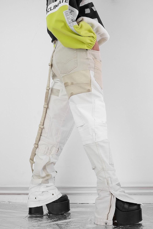 Oat Mix Pants 5