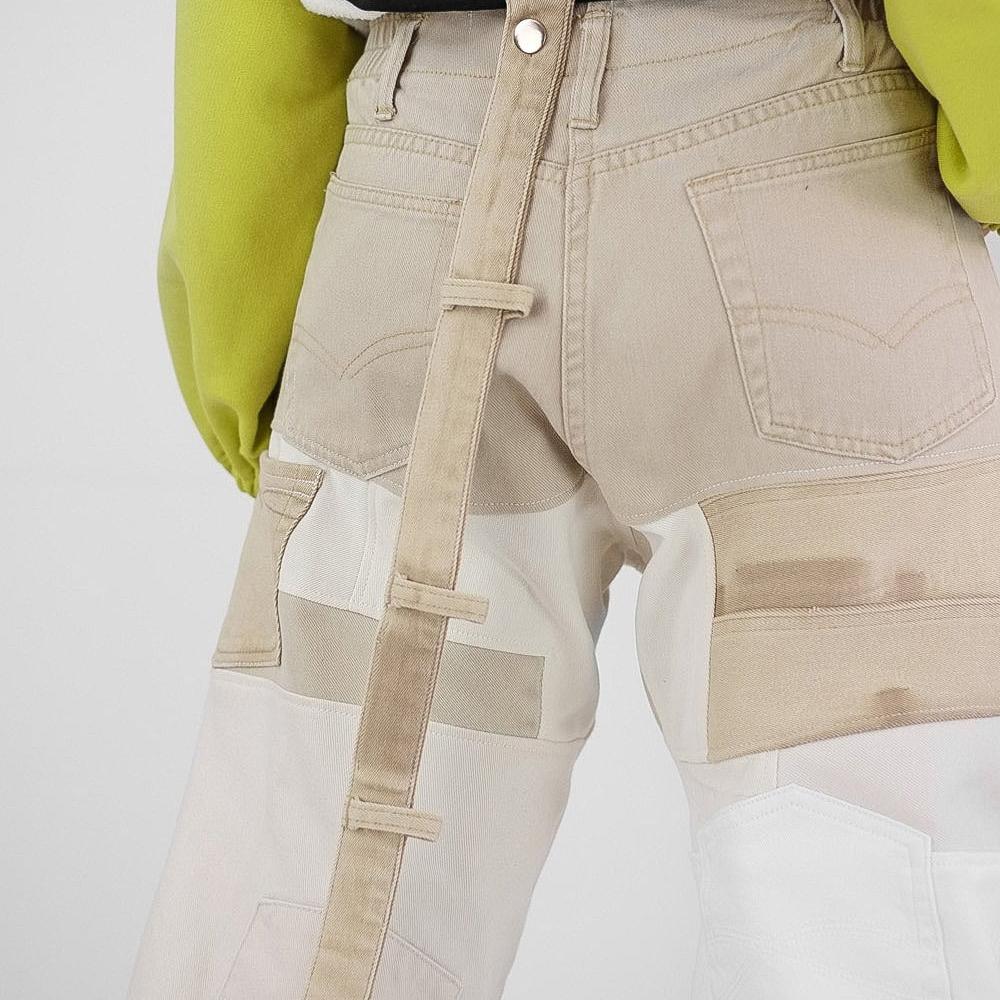 Oat Mix Pants 7