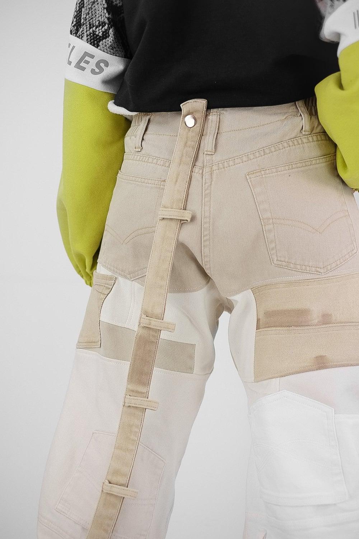 Oat Mix Pants 4