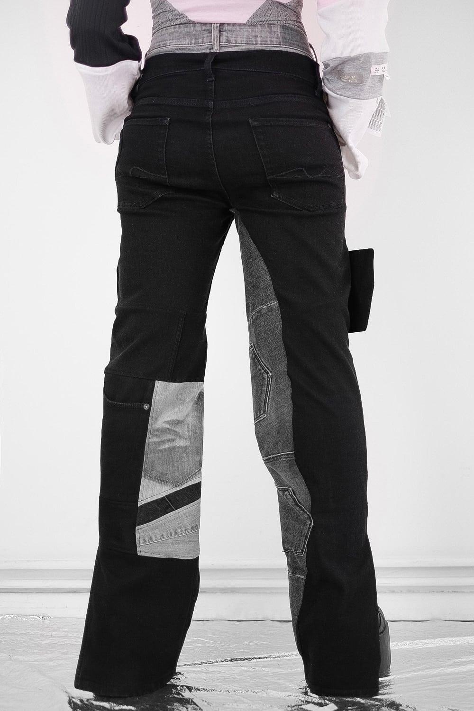 Mono Mix Jeans 4