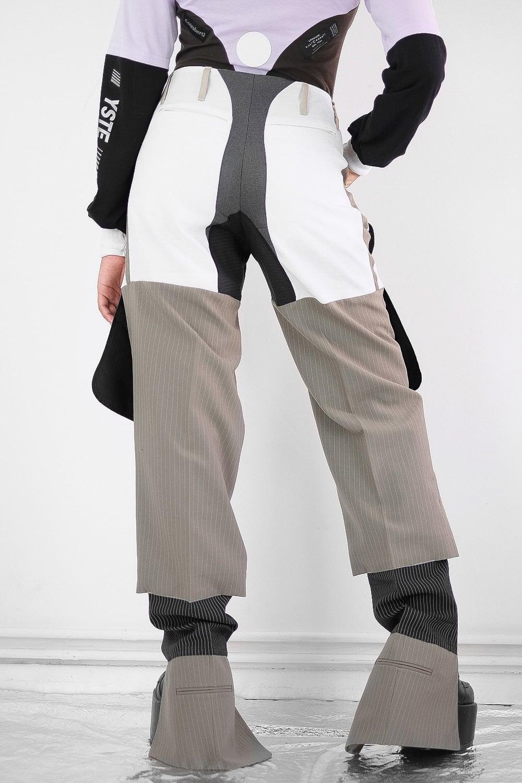 Pin Mix Pants 3