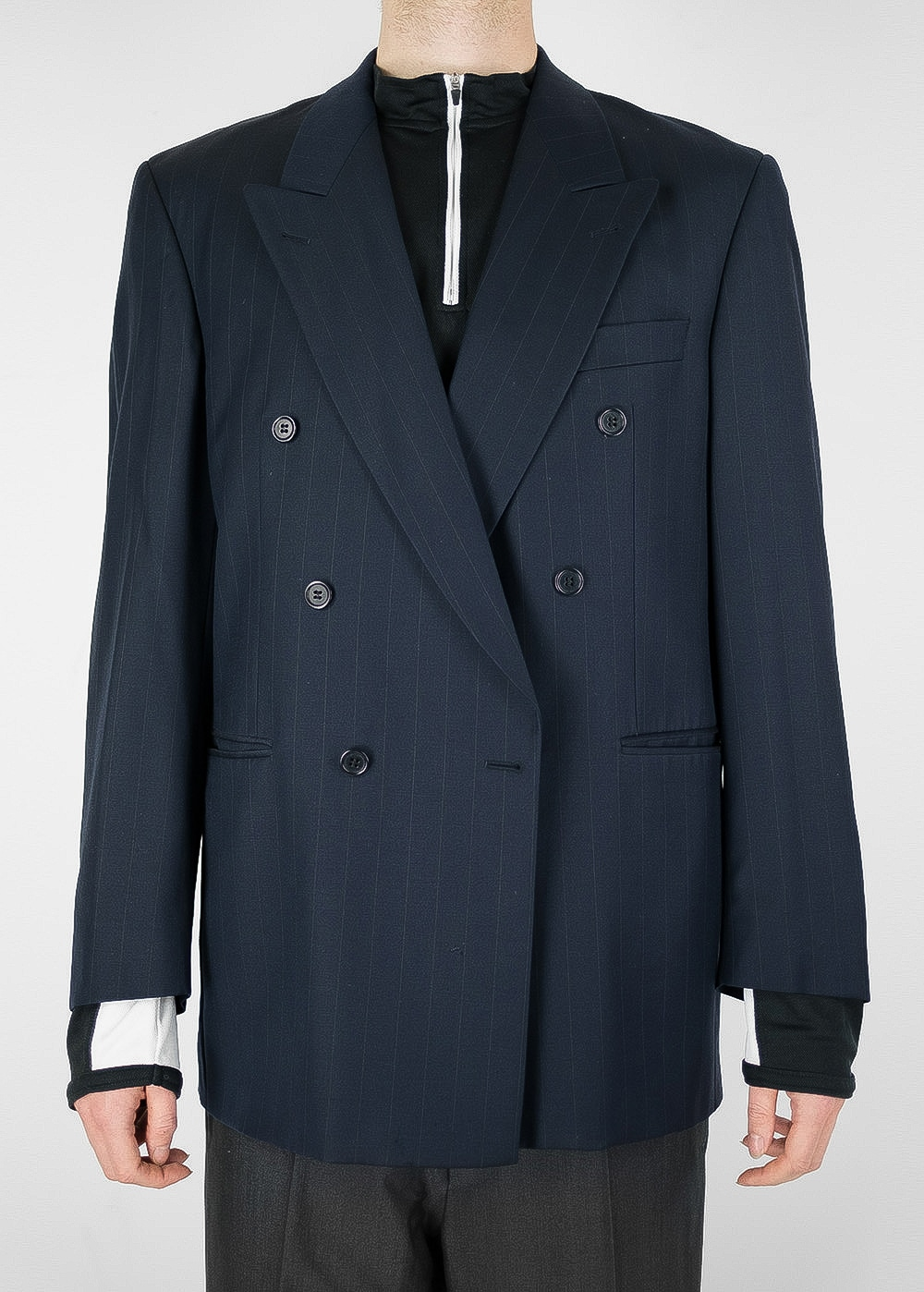 Captain Navy Jacket 1