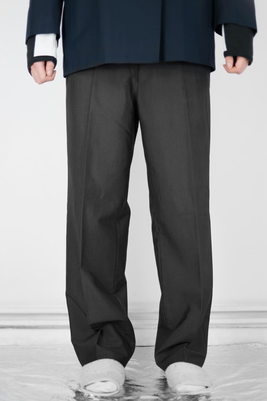 Dark Grey Pants 2