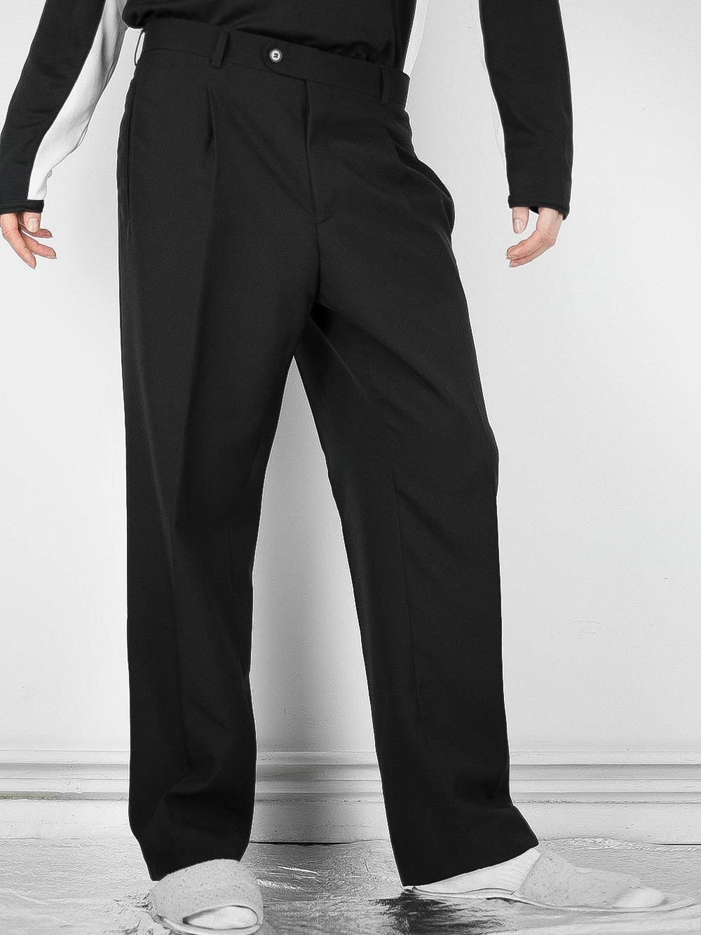 Black Trousers 43