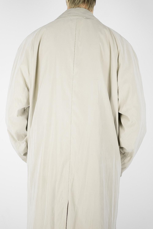 Light Beige Trench Coat 4
