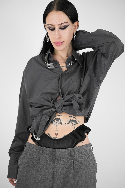 Grey Shirt 3