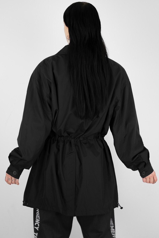 Black Rain Jacket 2