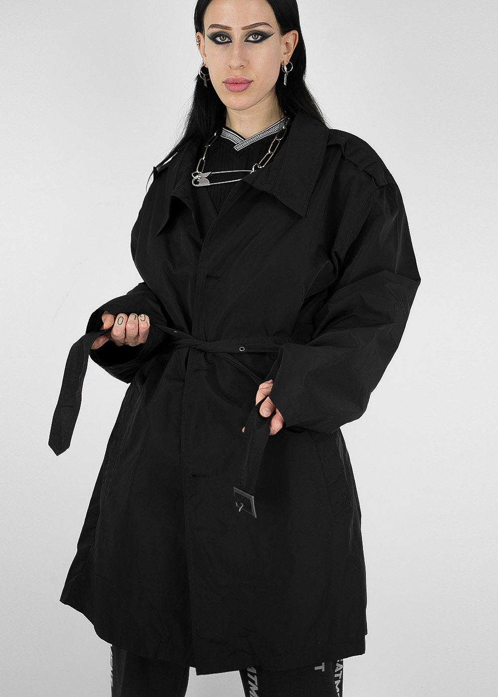 Black Trenchcoat 20
