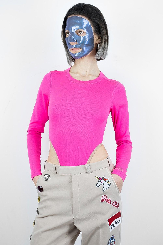 Pinkest Ever Bodysuit 2