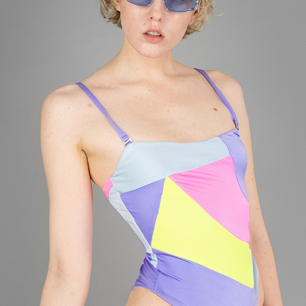 Upcycled Sea Swimsuit 4